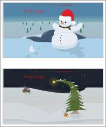 Gabarits de Noël