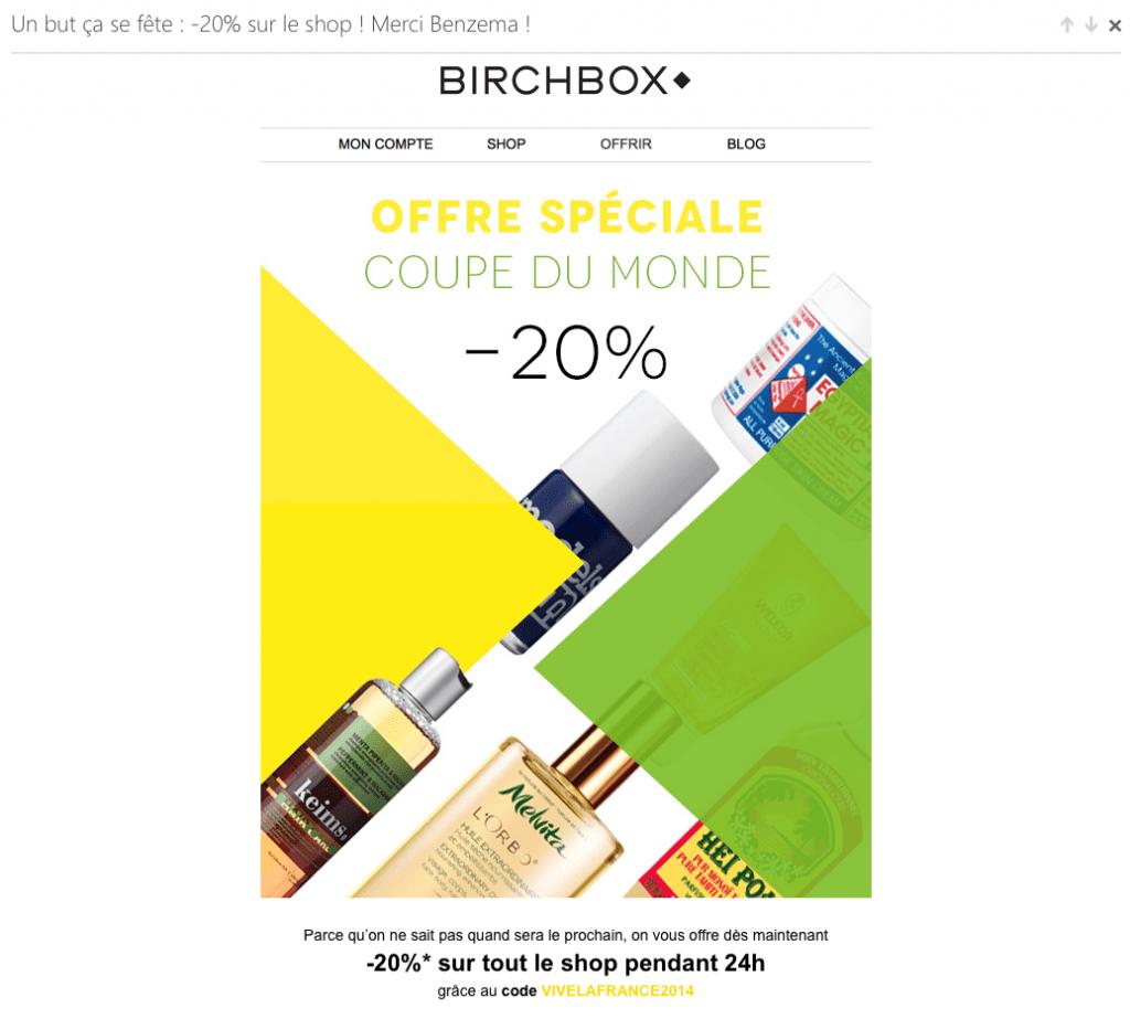 Emailing_Birchbox_coupedumonde2014