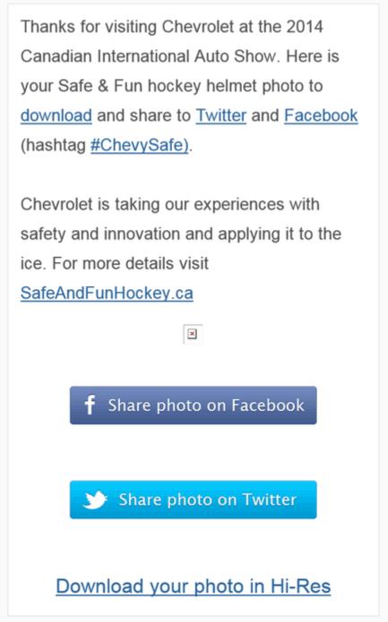 Exemple Chevrolet