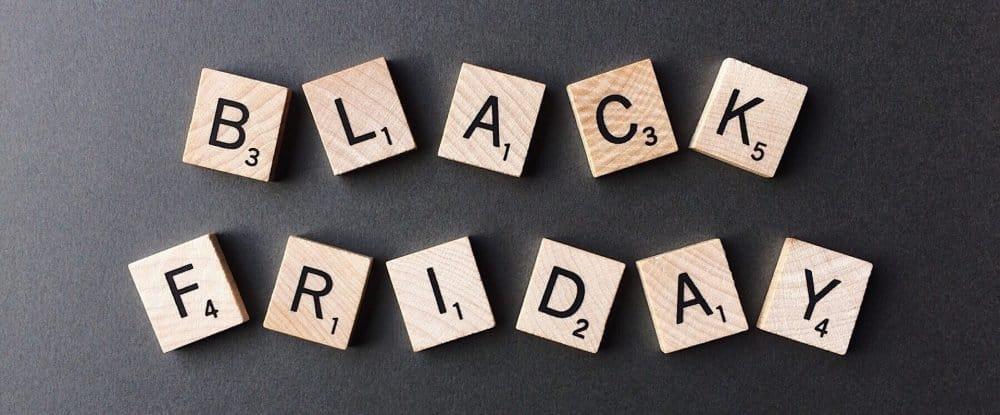 Black Friday Scrabble