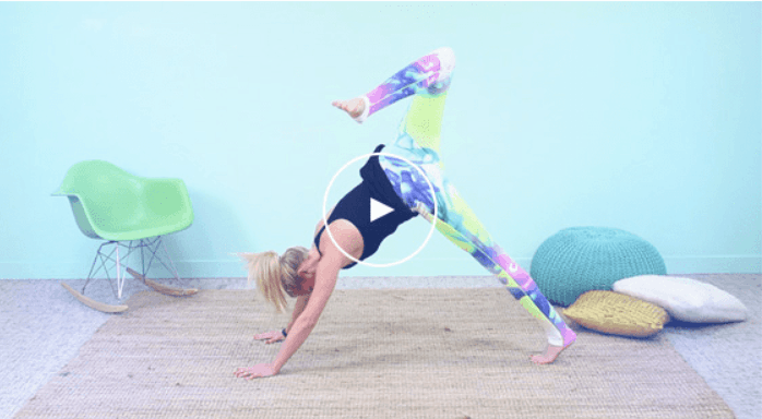 yoga video E-mail