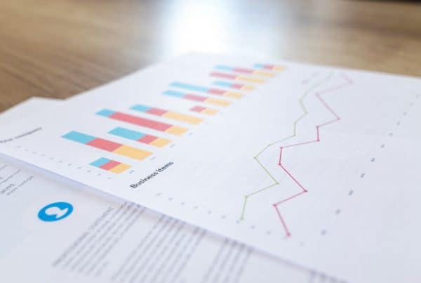 blurred stats graphs - Photo by Lukas from Pexels